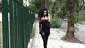 (جينا غيرسون) قصص سكس مصوره عربي لأول مرة ممثلة جنس شرجية